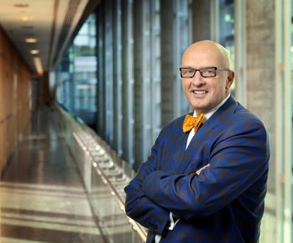 Kevin Sowers is president of the Johns Hopkins Health System and executive vice president of Johns Hopkins Medicine.
