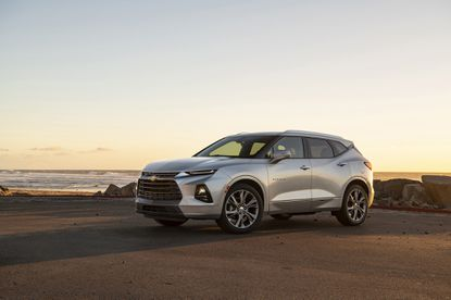 Auto review: Chevrolet recasts the Blazer for a Post-modern world
