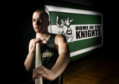 Boys Indoor Track And Field Athlete Of The Year: Century's Neral A Pole Vault 'Connoisseur'