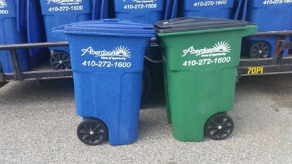 With an aging fleet of vehicle and not enough workers, Aberdeen officials have been discussing changes to its trash collection services, including whether it should require residents to contract with private waste haulers rather than provide the services through the city.