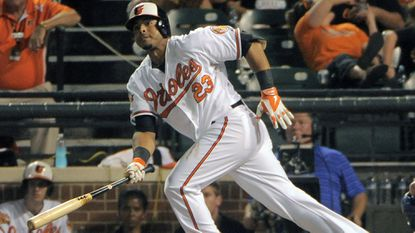 Orioles designated hitter Nelson Cruz is one of the club's free agents this season.