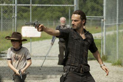 'The Walking Dead' recap, episode 307: 'When the Dead Come Knocking'