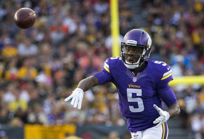 Teddy Bridgewater tops Vikings' reasons to be confident about 2015