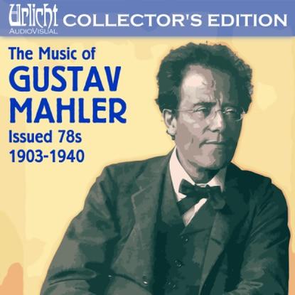 Cover of CD box set from Urlicht AudioVisual