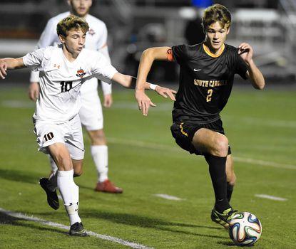 Boys Soccer: SC's Morris headed to West Virginia for D-I soccer experience