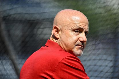 Mike Rizzo had been clear that he wants to stay with the Nationals, and he received a two-year extension through the 2020 season on Thursday.