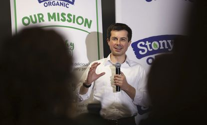 South Bend Mayor Pete Buttigieg having a moment but some in campaign worry it will pass