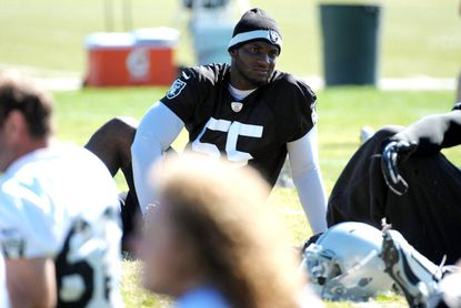 Plan is for Rolando McClain to join Ravens' offseason program as soon as Monday, sources say