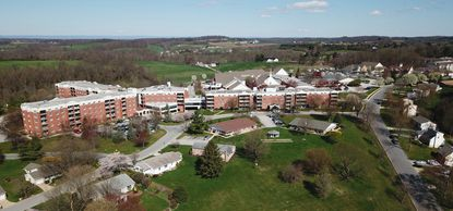 Carroll Lutheran Village, a retirement community in Westminster.