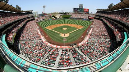 Angels and Anaheim are expected to agree to one-year extension on Angel Stadium lease