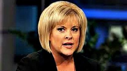 Talk about the devil dancing: Nancy Grace gets ABC's 'Stars' for being bad