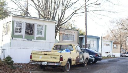 The Beechcrest Mobile Home Park in North Laurel was recently purchased by the Howard County Housing Commission. It will be closing in one year to be replaced with an apartment complex for the chronically homeless.