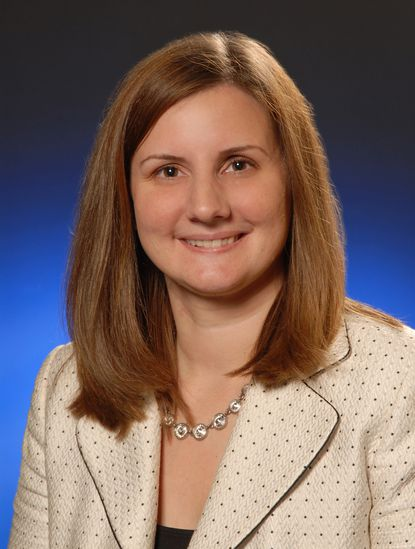 Emily Kuchinsky is a certified genetic counselor for Baltimore MedStar Health Cancer Network.