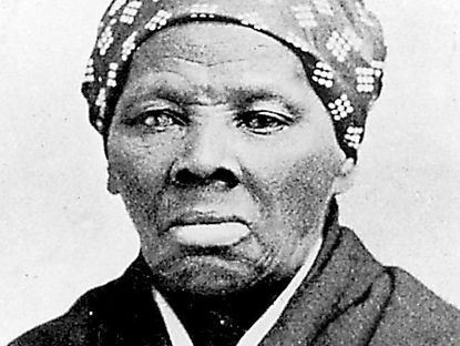 Historical photo of Harriet Tubman