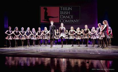 The Teelin School of Irish Dance will be part of Columbia Orchestra's Symphonic Pops program on March 17.