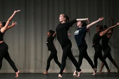 The Howard County schools system has established its first-ever All-County Dance Ensemble, with student dancers from all 12 county high schools.