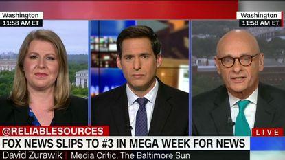 "Nicole Hemmer, John Berman, David Zurawik on CNN's ""Reliable Sources."""