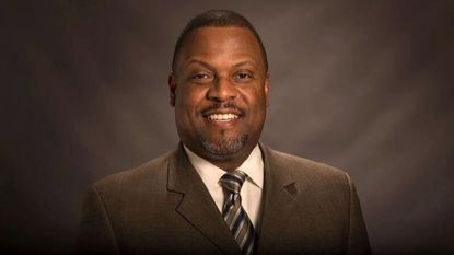 New Baltimore County School Superintendent Darryl L. Williams brings calm demeanor, impressive credentials to new job.
