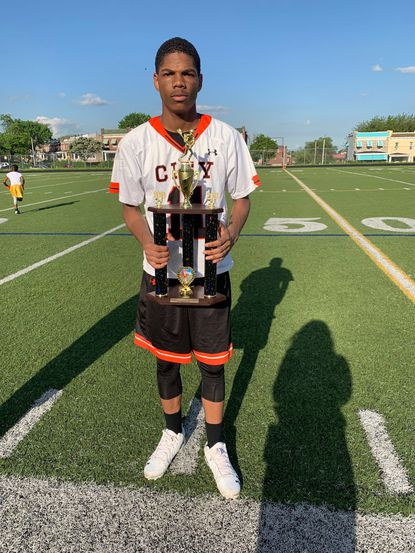 Makai Cummings was set to play in his final high school lacrosse season. Now the senior is searching for answers amid the coronavirus pandemic.