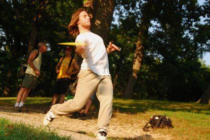 Best Recreational Sport: Disc Golf