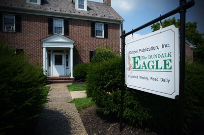Little to change at the Dundalk Eagle despite sale, outgoing publisher says