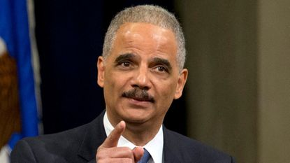 Eric H. Holder Jr. served as U.S. attorney general from 2009 to 2015.