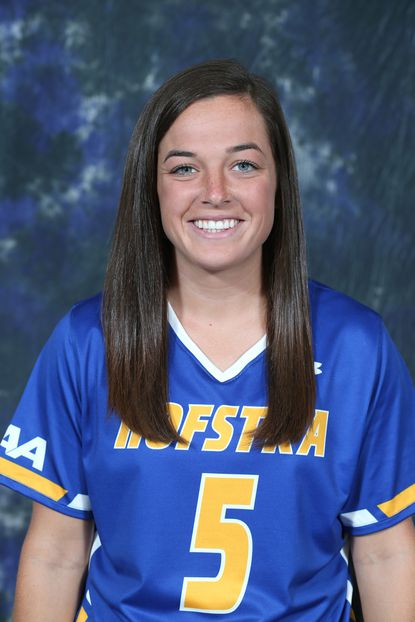 Women's lacrosse Player of the Week (April 9): Brittain Altomare, Hofstra