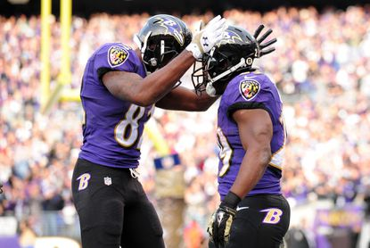 Justin Forsett and Torrey Smith will be worth watching in the Ravens' game against the San Diego Chargers.