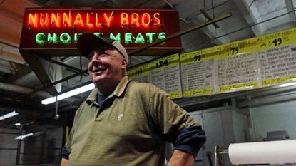 Jacques Kelly: Closure of Nunnally Bros. Choice Meats stall is prime cut for Cross Street Market