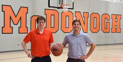 From McDonogh to NBA: Brett Greenberg, Ben Eidelberg follow boyhood dreams to Wizards front office