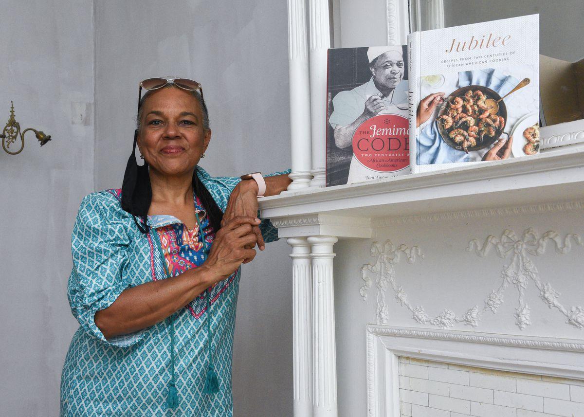 baltimoresun.com - John-John Williams IV  - After settling into Baltimore, award winning author Toni Tipton Martin is plotting her next cooking move
