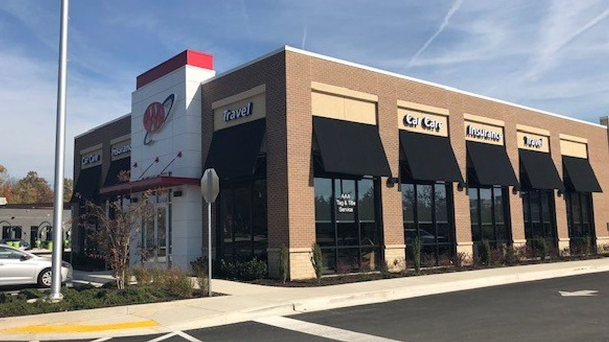 Aaa Auto Club Near Me >> Aaa Opens New Abingdon Car Care Insurance And Travel Center