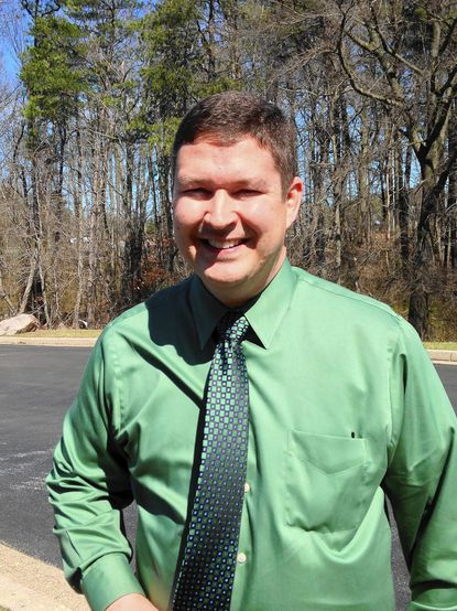 Howard County Council candidate David Blake Melton says he's not your average Republican.