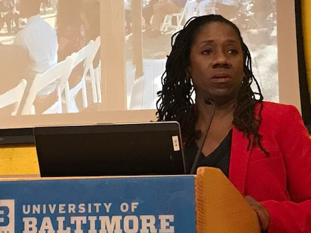 NAACP attorney Ifill asked to surrender seat on Baltimore-bound Amtrak train as MLK weekend began