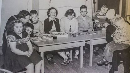 The Arc Northern Chesapeake Region (The Arc NCR) is proud to announce its 65th year of empowering people with differing abilities to live, work and play in the community. Pictured is The Arc NCR's first classroom around 1953.