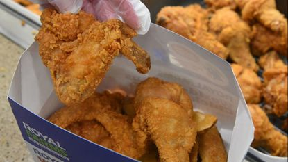 Royal Farms is slated to open a stand selling fried chicken at Cross Street Market.