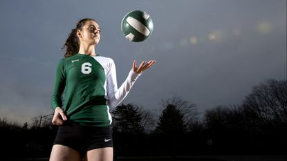 Atholton senior Lisa Zoch repeats as Howard County volleyball Player of the Year
