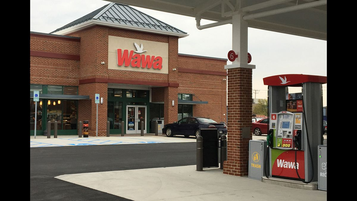 """Wawa becomes Baltimore Ravens """"official hoagie"""" and partner"""