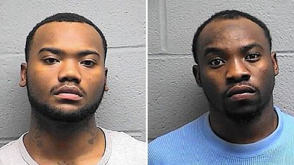 Two men charged with multiple counts of intent to distribute marijuana
