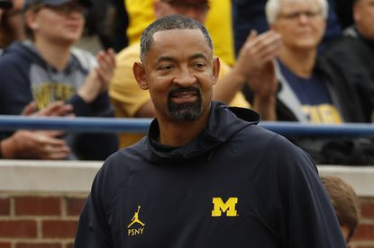 Michigan basketball coach Juwan Howard made a strong push over the summer for Isaiah Todd to become a Wolverine.