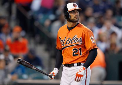 """These guys that are doing performance-enhancing drugs are taking away from a lot of other people that are doing it the right way,"" Orioles right fielder Nick Markakis said."