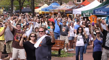 Happening Saturday: City Paper Brew Fest, Baltimore Book Festival
