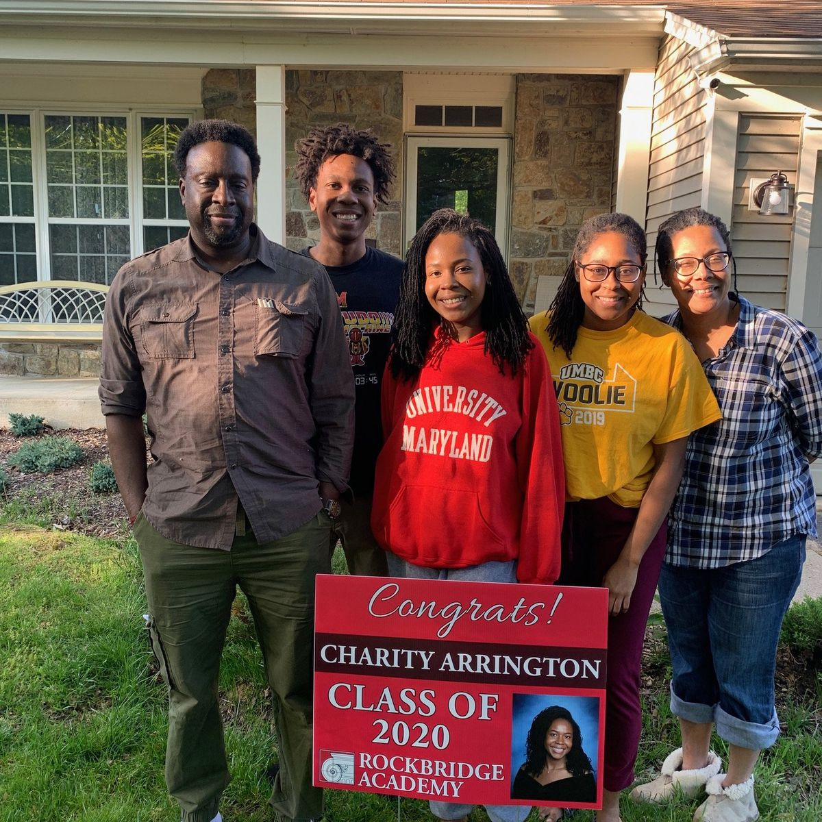 Anne Arundel County parents look for other ways to celebrate high school seniors