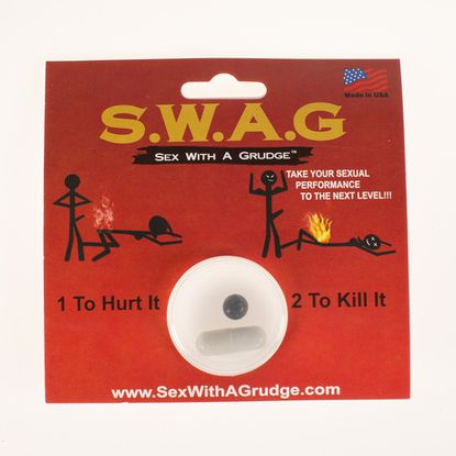 Critics say locally born 'male enhancement' product S.W.A.G. packaging promotes rape and the FDA warns consumers about its contents