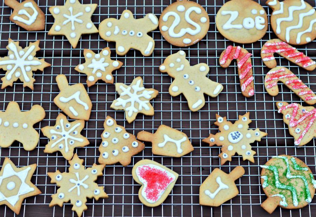 From spritz to sugar to salted caramel, 50 cookie recipes perfect for the holidays