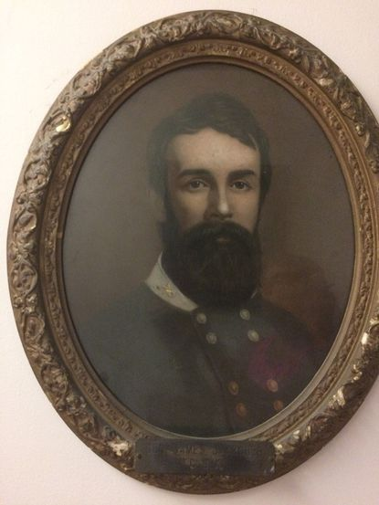 Both sides of Civil War represented in Harford courthouse portraits