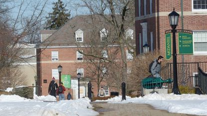 McDaniel College students voice frustrations with restructuring at open town hall