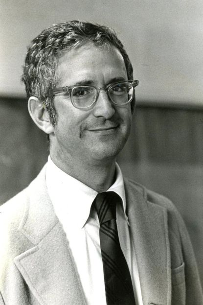 """Kenneth Greif, pictured in 1980, was remembered by the Park School headmaster as a """"fierce intellect, longtime master teacher, trusted mentor and adviser, valued friend, generous spirit, film cognoscente and sports aficionado."""""""