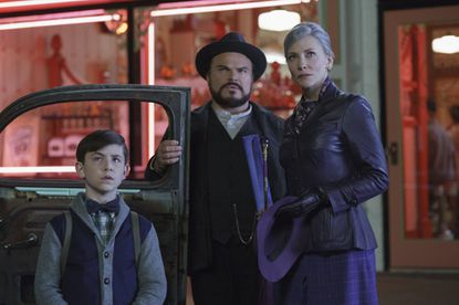 'The House with a Clock in Its Walls' review: Weak script slows down '50s tale