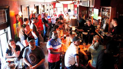 Football vs. football: Baltimore-area soccer bars ready to accommodate Ravens fans during early London game